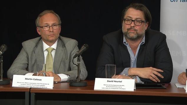 Québec va assouplir les conditions pour rénover les résidences — Inondations