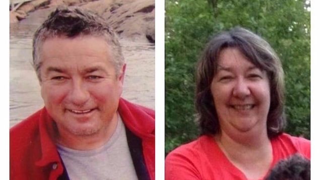 Les deux victimes de l'accident sont Barette Maurice et Mary-Ann Letto