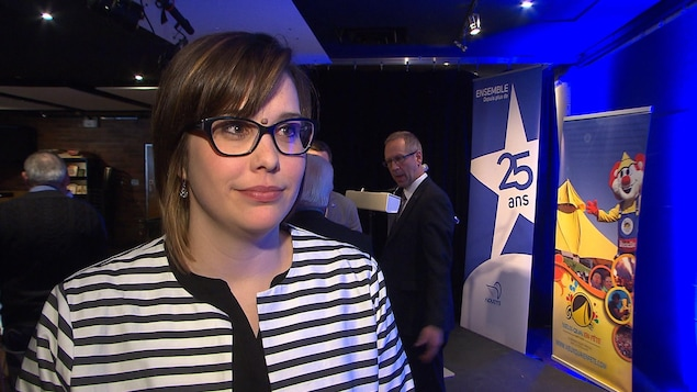 Mélanie Rouxel est coordonnatrice du 24e festival Vieux quai en Fête.