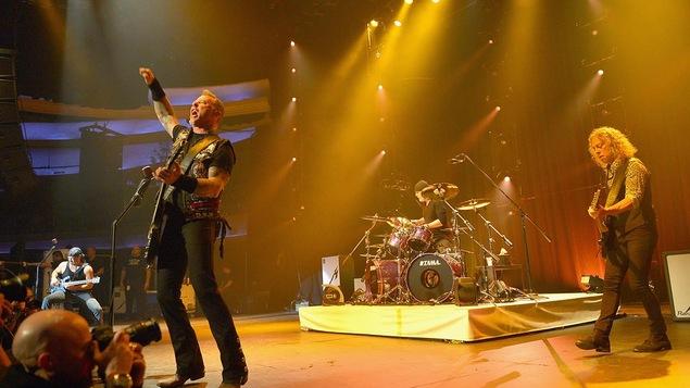 Metallica à Québec et Montréal en juillet!