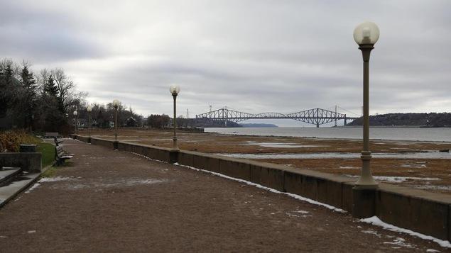 Le mois de novembre a été anormalement doux dans la région de Québec.