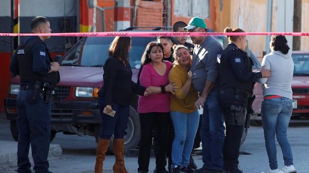 Mexique : 6 têtes humaines découvertes, 16 personnes tuées à Noël