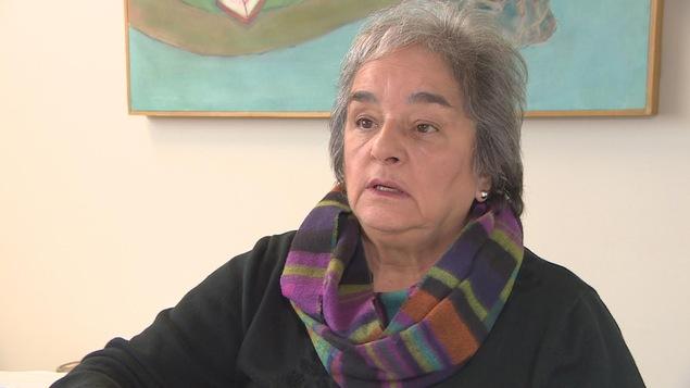 Lorraine Michael en entrevue