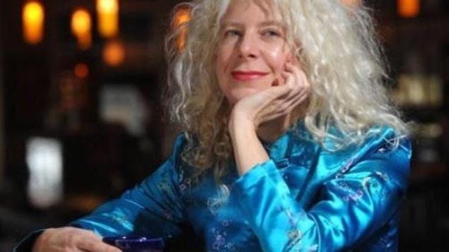 L'auteure Michèle Plomer
