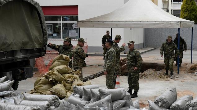 Grèce : 70 000 habitants évacués pour neutraliser une vieille bombe