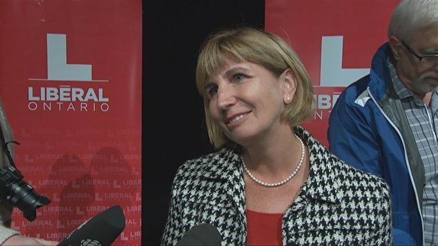 Nathalie Des Rosiers est la députée dans Ottawa-Vanier.