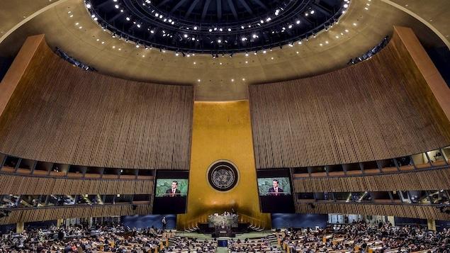 Une Assemblée générale de l'ONU