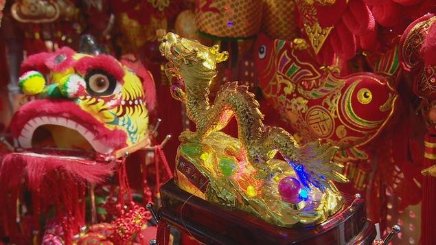 2017 placée sous le signe du Coq de feu — Nouvel an chinois