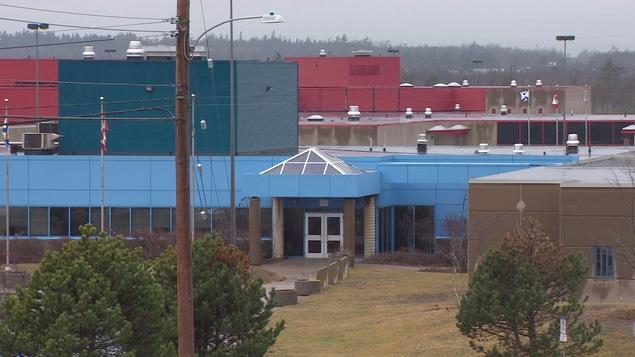 Une des principales prisons de la Nouvelle-Écosse, le centre correctionnel Central Nova Scotia.