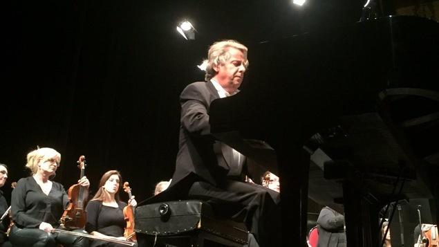 Le pianiste de renommée internationale interprète le Concerto no3 d'André Mathieu avec l'Orchestre symphonique régional de l'Abitibi-Témiscamingue en première canadienne.