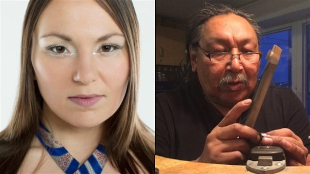 La chanteuse Tanya Tagaq et l'artiste Mathew Nuqingaq, tous deux du Nunavut, sont nommés membres de l'Ordre du Canada, la plus haute distinction civile au pays.