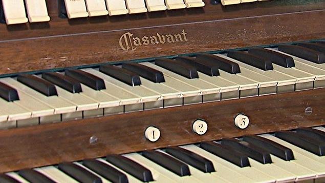 Un orgue Casavant (archives)