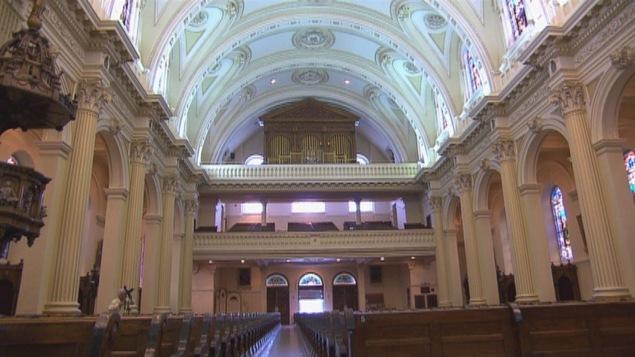 L'orgue de la Cathédrale Saint-François-Xavier de Chicoutimi