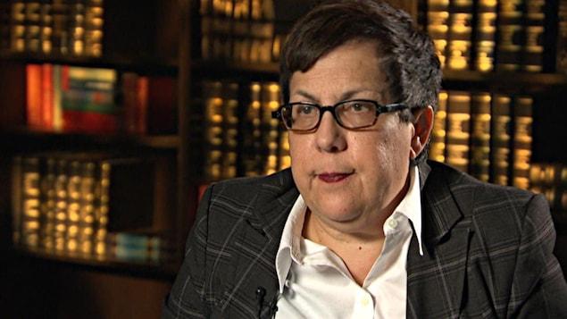 Diane Pacom professeure au département de sociologie à l'Université d'Ottawa.