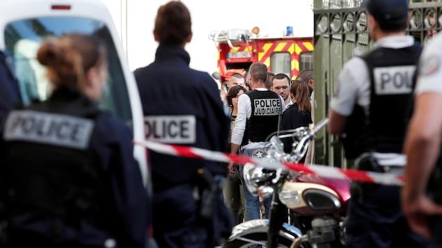 Les suites de l'attaque de militaires à Levallois-Perret