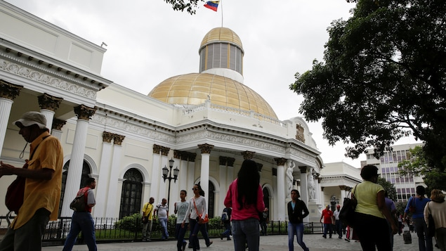 Luisa Ortega s'enfuit en Colombie — Venezuela