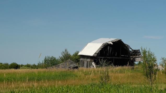 palmarolle veut actualiser les vieilles granges de son patrimoine agricole