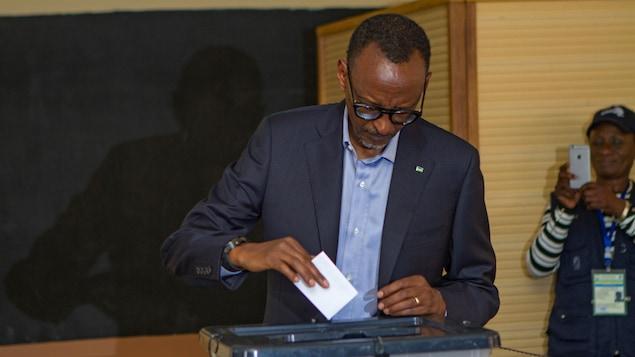 Kagame en route pour un troisième mandat — Rwanda