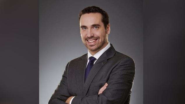 Paul-Matthieu Grondin a été élu bâtonnier du Québec