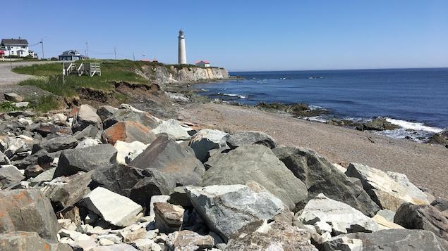 Le phare a un urgent besoin de réparations