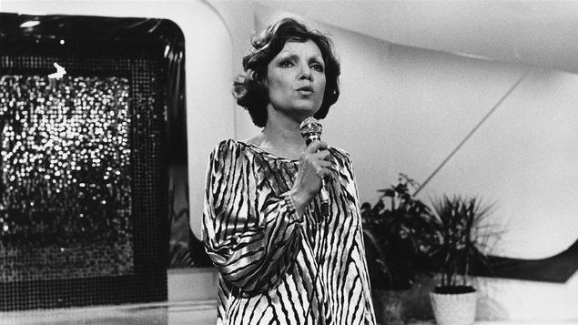 « Monique, Mesdames et messieurs », émission mettant en vedette Monique Leyrac en 1977.