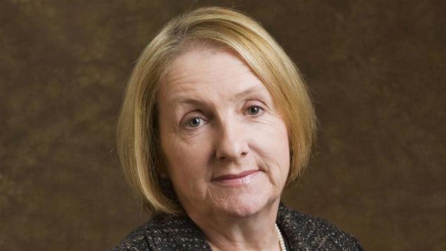 La mairesse de Rogersville, Pierrette Robichaud