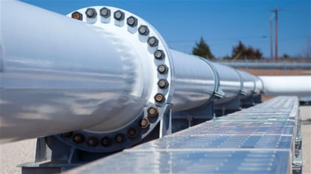 Le Nouveau-Brunswick mis entre autres sur le projet d'oléoduc d'Énergie Est pour relancer l'économie de la province.