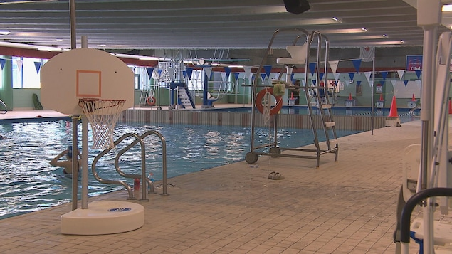 Importants travaux la piscine du c gep de jonqui re for Cegep jonquiere piscine