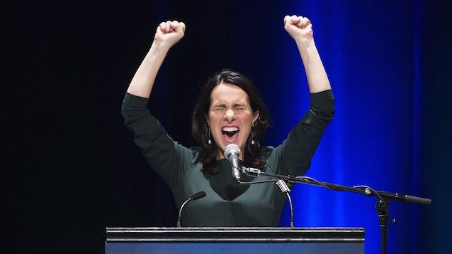 Valérie Plante, nouvelle mairesse de Montréal