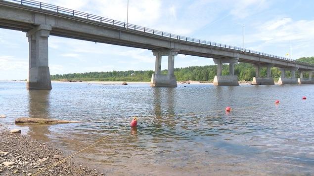Plus de quatre mois se seront écoulés depuis l'affaissement d'un des piliers lors des inondations du 8 mai 2017.