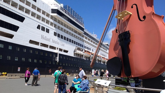 Navire croisière Sydney