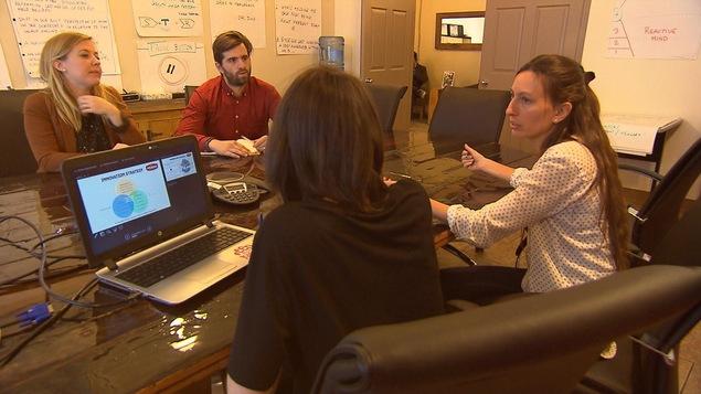 La cofondatrice de Prana, Marie-Josée Richer, insiste sur la transparence de son entreprise.
