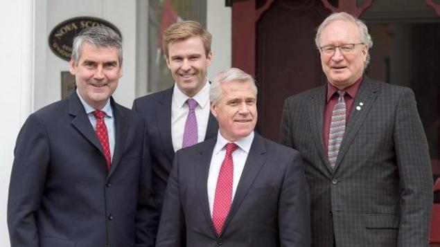 L'économie à l'ordre du jour pour les premiers ministres de l'Atlantique