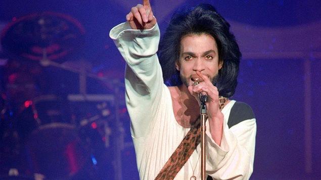 Prince en 1990