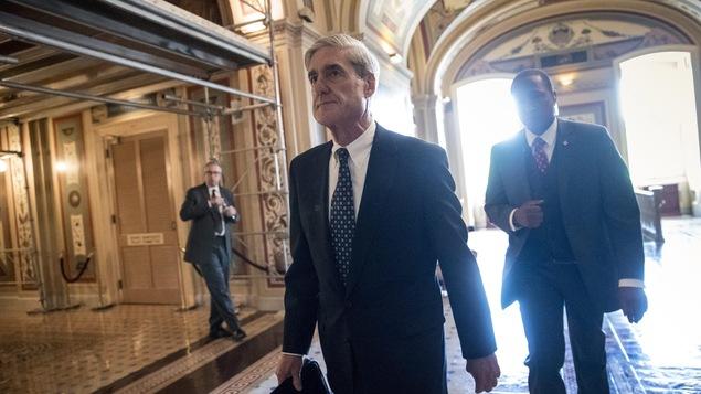Le procureur Mueller a constitué un grand jury — Affaire russe