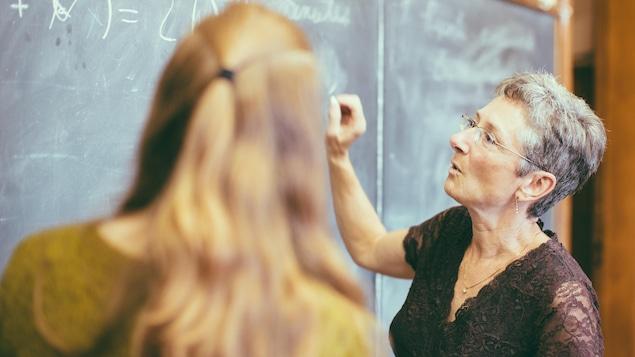 La proportion de femmes augmente parmi les professeurs d'université