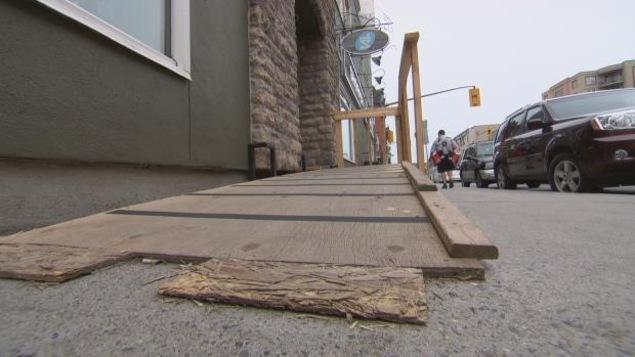 La ville d 39 ottawa r duit les frais pour la construction de for Commerce exterieur canada