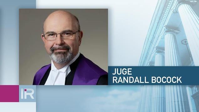 Le juge Randall Bocock se retire d'une cause liée à KPMG.