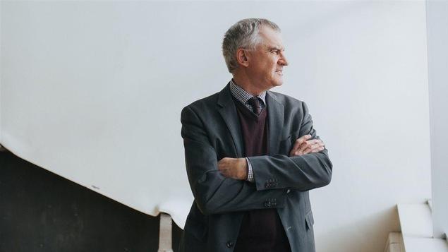 Portrait de Marc-Urbain Proulx.