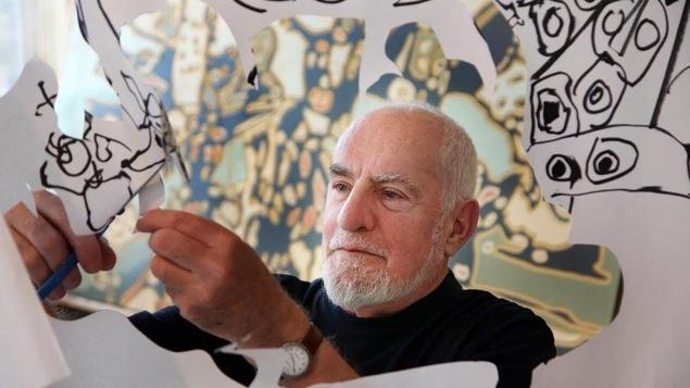 L'artiste René Derouin réalisera l'affiche de l'édition 2017 du Festival du cinéma international en Abitibi-Témiscamingue.