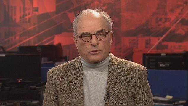 L'ancien président du Parti libéral du Québec et ancien député d'Orford, Robert Benoît