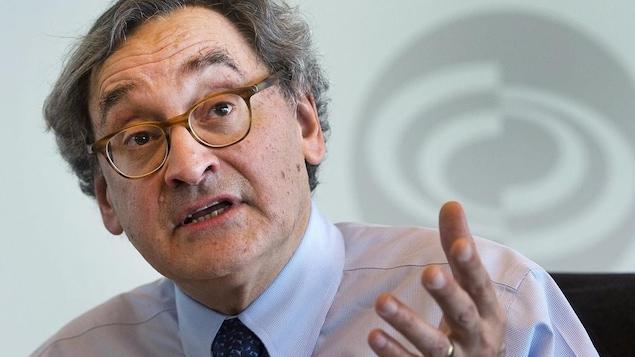 Michael Sabia, président-directeur général de la Caisse de dépôt et placement du Québec (archives)