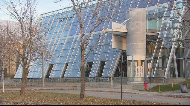 Salle Desjardins-Telus.