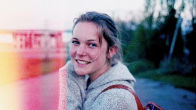 L'auteure Sara Lazzaroni