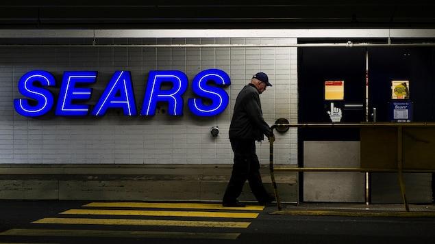 Sears Canada demande officiellement la protection contre ses créanciers