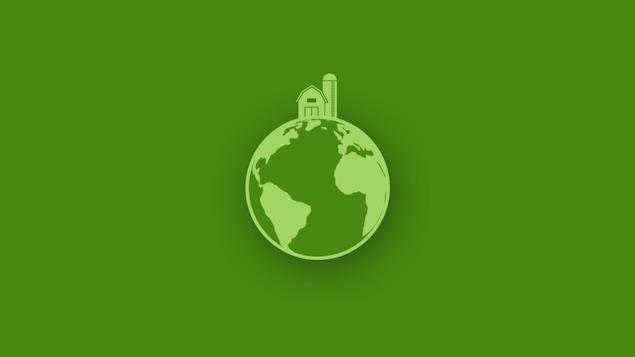 Les fermes certifiées biologiques dans le monde.