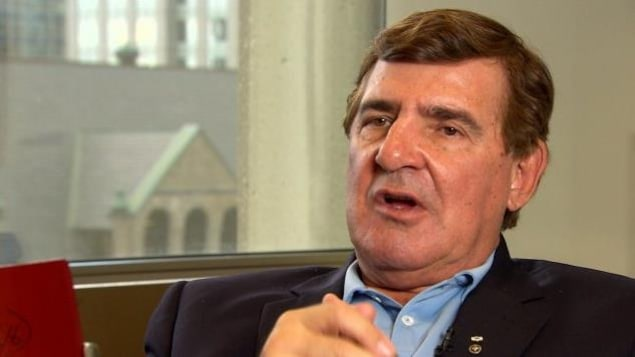 Serge Savard est président du Conseil d'administration de NioBay qui veut faire de l'exploration minière dans la région de Moosonee, dans le Nord de l'Ontario.