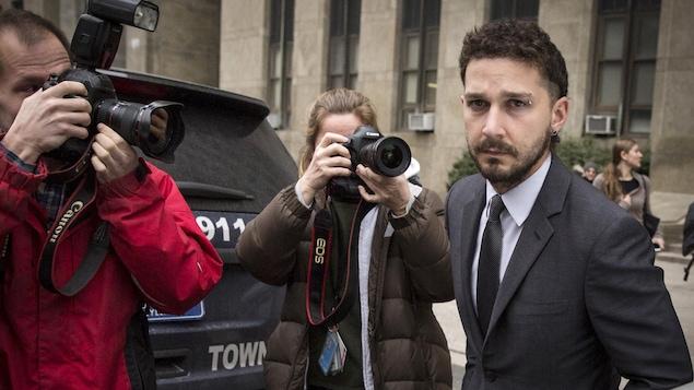 Shia LaBeouf s'excuse après des dérapages racistes suite à son arrestation
