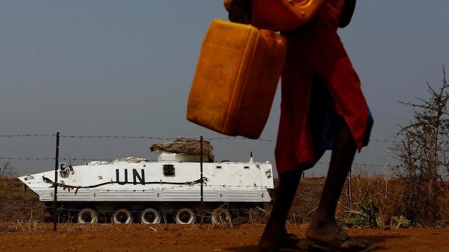 Le Soudan du Sud vacille au bord du génocide, selon l'ONU