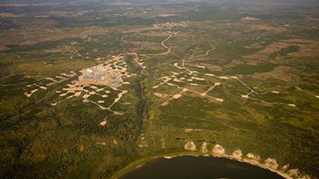 Le projet de mine Star-Orion South Diamond en Saskatchewan